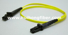 mtrj fiber optic patch cable
