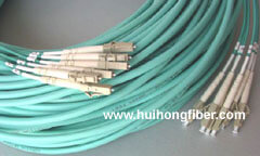 OM4 Fiber Optic Patch Cables